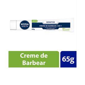 Creme-de-Barbear-Nivea-Man-Sensitive-65g