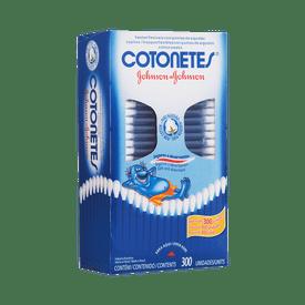Haste-Flexivel-Cotonetes-Johnson---Johnson-Com--300-Unidades