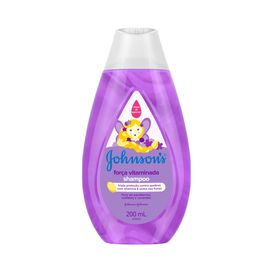 Shampoo-Johnson-s-Baby-Forca-Vitaminada---200ml
