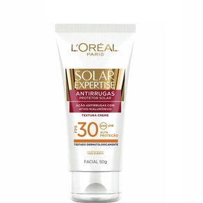 Protetor-Facial-Solar-Loreal-Expertise-Rosto-Antirrugas-50g-FPS-30