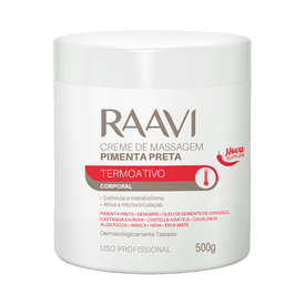 Creme-para-Massagem-Raavi-Termoativo-de-Pimenta-Preta-500g