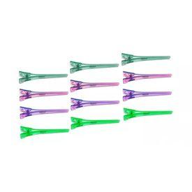 Clipe-ProArt-Verde-12-Unidades