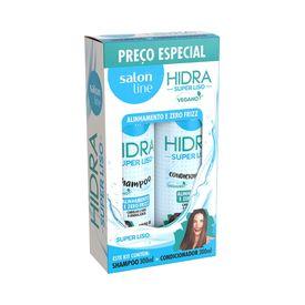Kit-Salon-Line-Hidra-Super-Liso-Shampoo---Condicionador-300ml