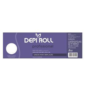 Lenco-DepiRoll-Branco-Com--100-unidades