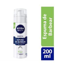 Espuma-de-Barbear-Nivea-195g-For-Men-Sensitive