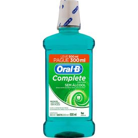 Antisseptico-Bucal-Oral-B-Complete-Hortela---Leve-500ml-Pague-300ml