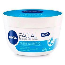 Creme-Facial-Nivea-Nutritivo-100g