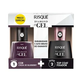 Kit-Risque-Esmalte-Calda-de-Blueberry---Top-Coat-Diamond-Gel