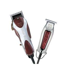 Kit-Wahl-Maquina-de-Corte-Magic-Clip-e-Maquina-de-acabamento-Detailer-220V