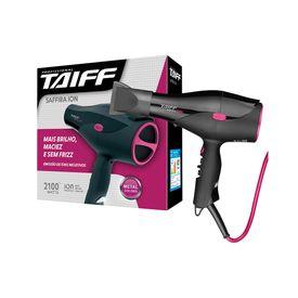 Secador-de-cabelo-Taiff-Saffira-Ion-Pink-2100W-127V-Profissional