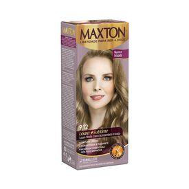 Tinta-Maxton-9.12-Louro-Muito-Claro-Acinzentado-Irisado